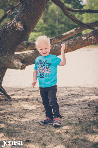 Famieshoot Zandverstuiving Doornspijk 5