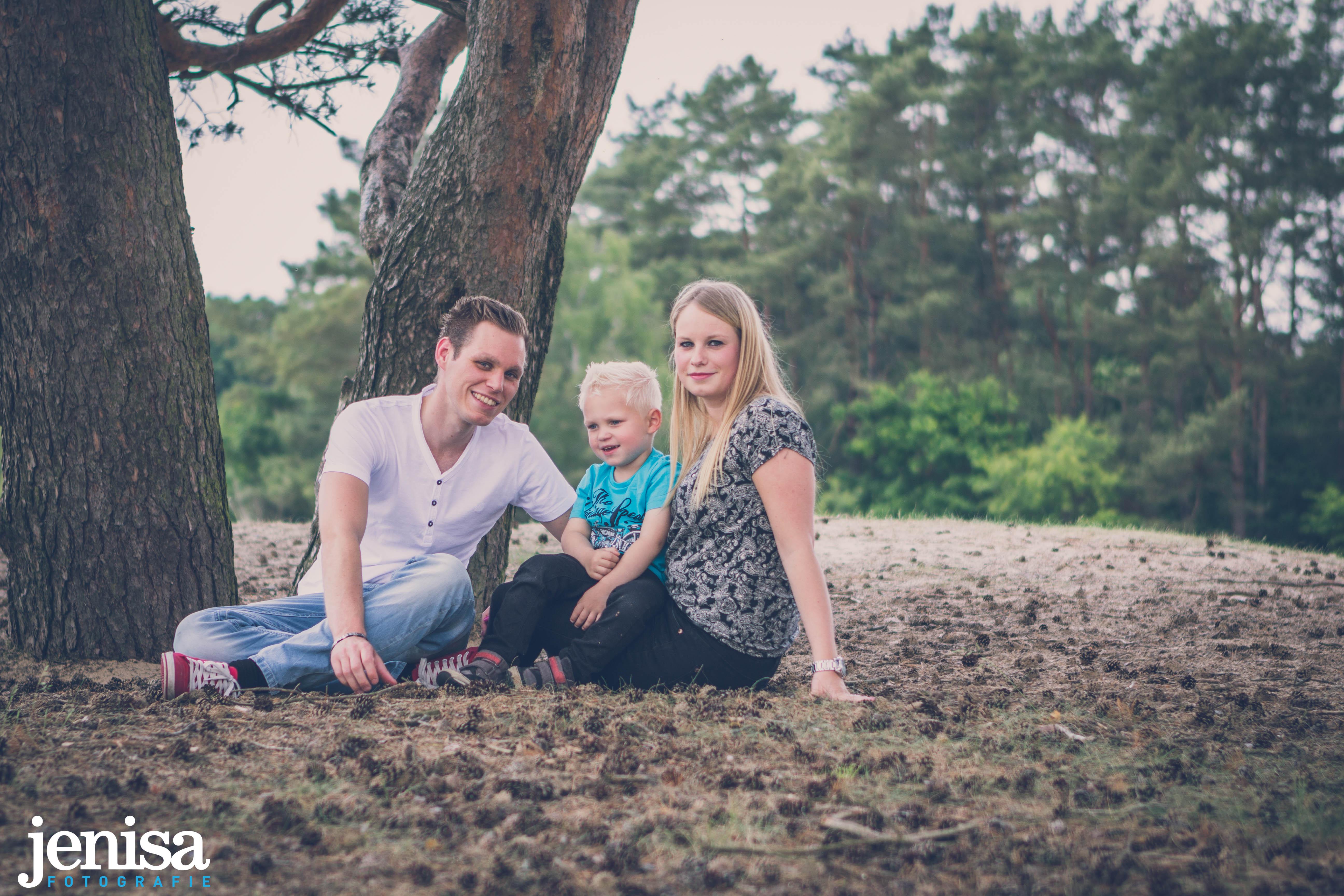 Famieshoot Zandverstuiving Doornspijk 10