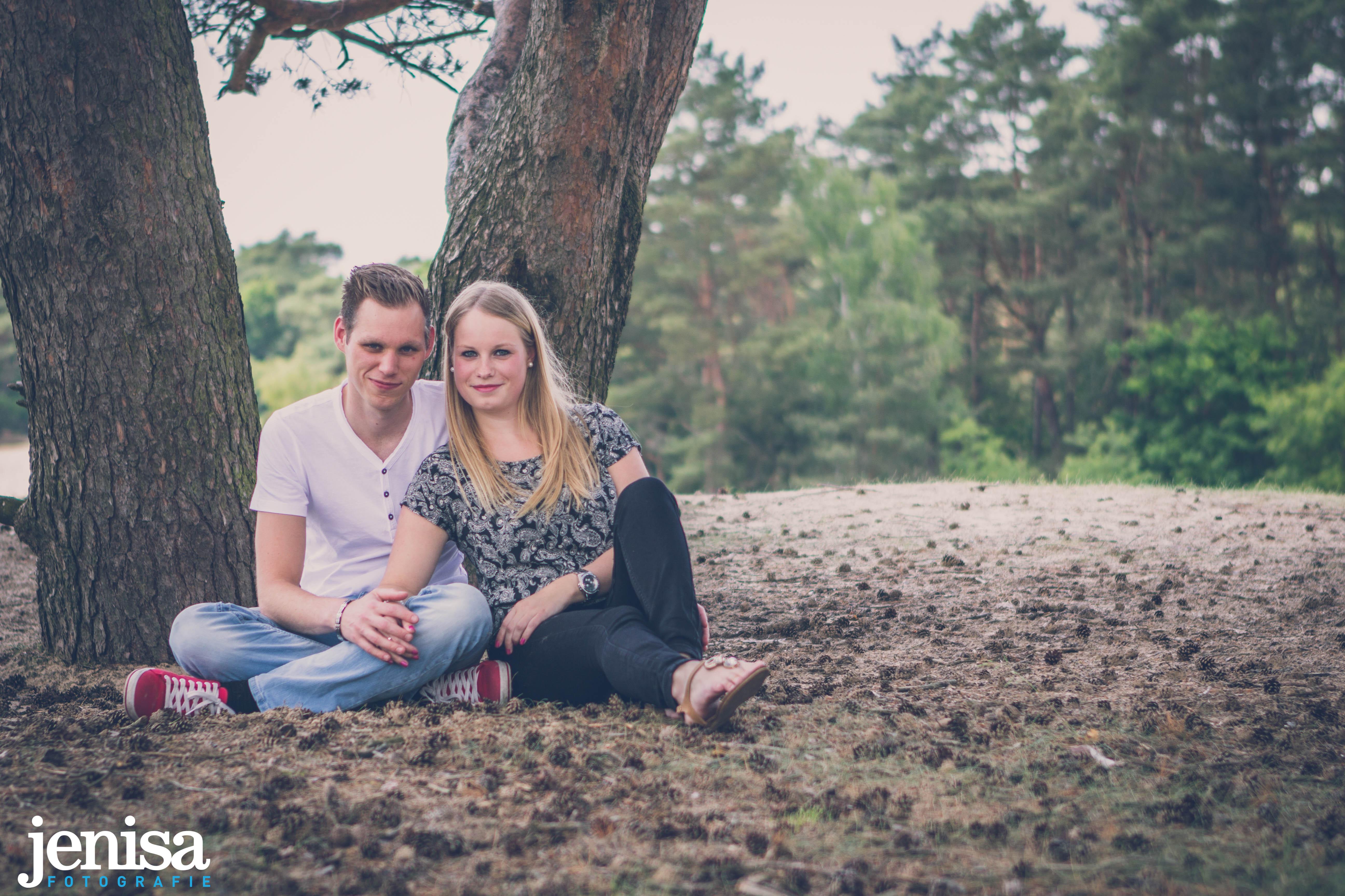 Famieshoot Zandverstuiving Doornspijk 12